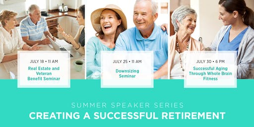 Real Estate and Veteran Benefit Seminar