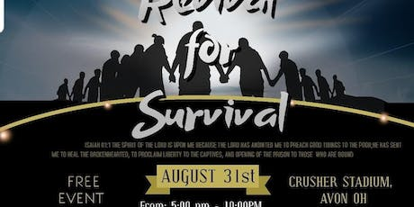Revival For Survival tickets