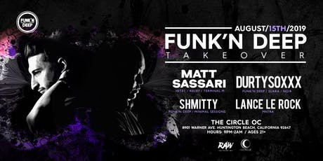 Matt Sassari, Durtysoxxx, Shmitty, Lance Le Rok at The Circle tickets