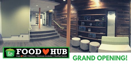 NMEP Food Hub Grand Opening tickets