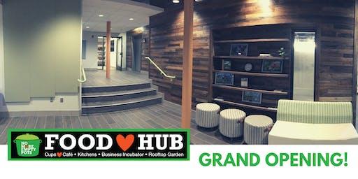 NMEP Food Hub Grand Opening