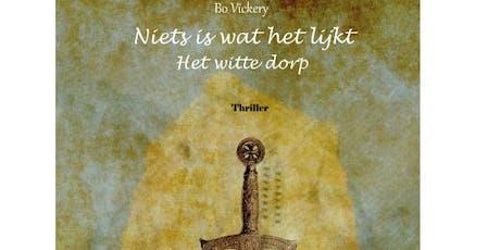 VIP-Rondleiding kerk Lissewege met Bo Vickery tickets