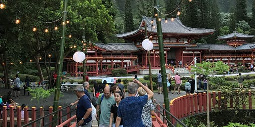Valley of the Temples Memorial Park Celebrates Obon
