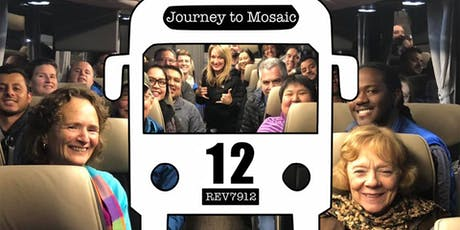 Journey to Mosaic - PacNWC 2019 tickets