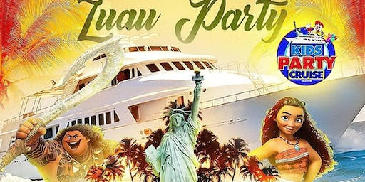 KIDS CRUISE PARTY :: HAWAIIAN LUAU EDITION :: FIND THE PARTY
