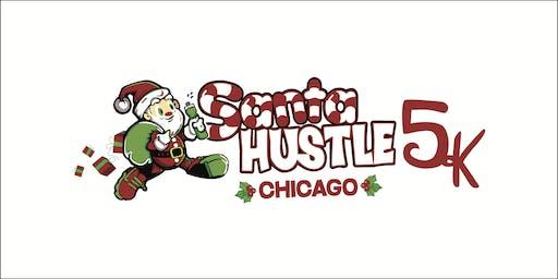 Santa Hustle Chicago 5K Volunteer Sign-Up 2019