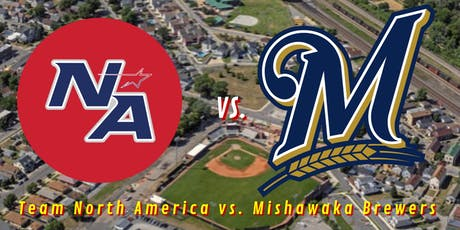 Team North America vs. Mishawaka Brewers tickets