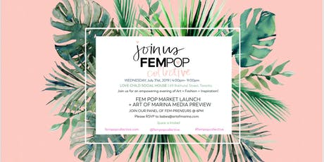 FemPop Collective Market Launch tickets