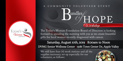Bundles of Hope Workshop