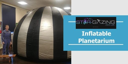 Inflatable Planetarium Show