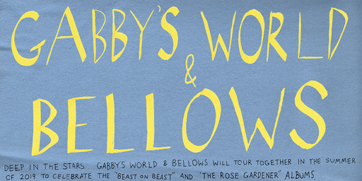 GABBY'S WORLD • BELLOWS • Crisman
