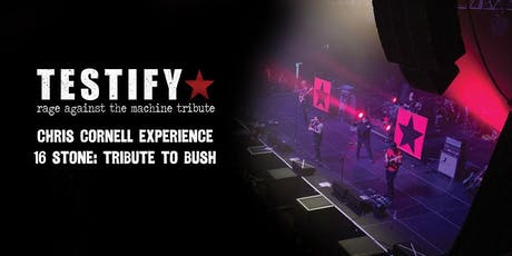 Testify - Tribute to Rage Against The Machine and more at House of Blues! tickets