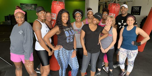 Zumba & Kickboxing Class