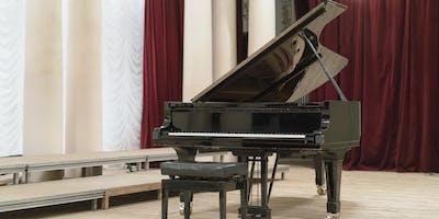 Bach In Focus - Piano Recital