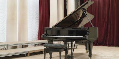Bach In Focus - Piano Recital tickets