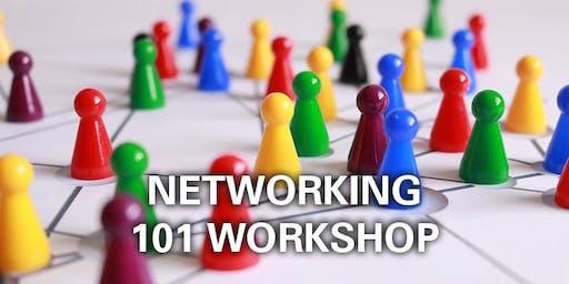 Networking 101 Workshop