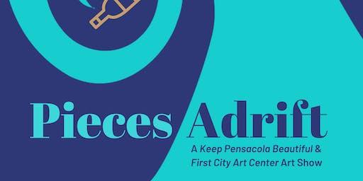 Pieces Adrift Art Show