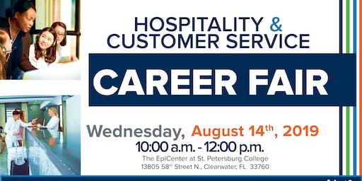 Customer Service & Hospitality Career Fair