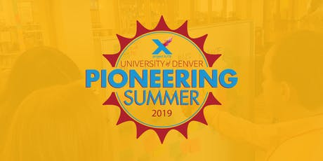 Pioneering Summer - End of Summer Reception tickets