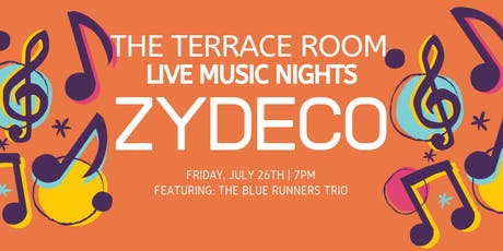 ZYDECO Night Featuring The Blue Runners Trio tickets