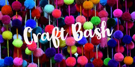 Craft Bash tickets