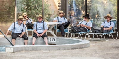 Winestock Early Bird Ticket - The Amish Outlaws