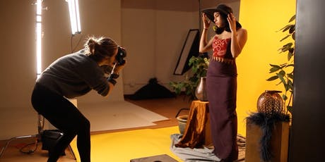 EXPAND YOUR PORTFOLIO: Styled Fashion Shoot with PIQUANT PHOTO tickets