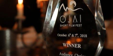 Ojai Short Film Fest 2019 Fundraiser & Program Launch! tickets
