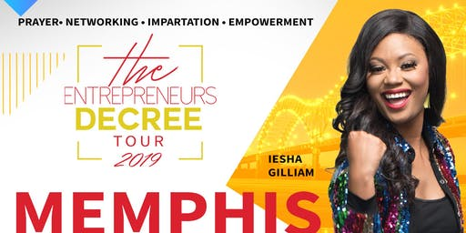 The Entrepreneurs Decree Tour