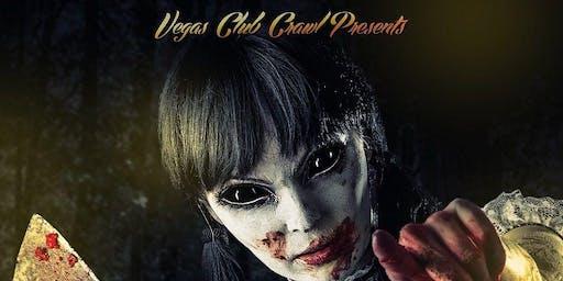 Vegas Club Crawl: Exclusive Sin City Nightclubs & Pool Parties - Halloween