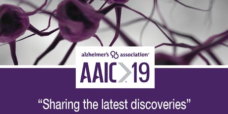 Alzheimer's Association Research Update 2019 tickets