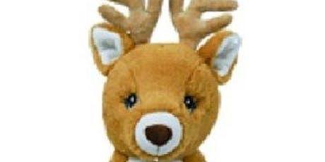 Build-Your-Own-Reindeer Teddy (Bear) Workshop tickets