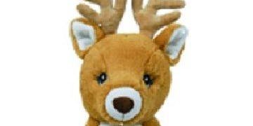 Build-Your-Own-Reindeer Teddy (Bear) Workshop
