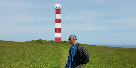 Guided walk to climb the Gribbin Head daymark tower tickets