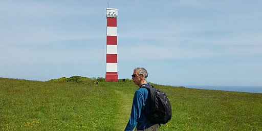 Guided walk to climb the Gribbin Head daymark tower