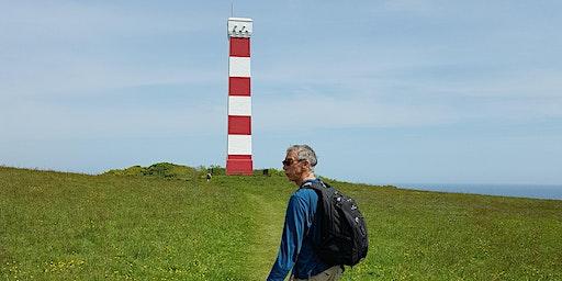 Guided walk to climb the Gribbin Head daymark tower