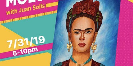 Molcajete Arts Wednesday July 31st tickets