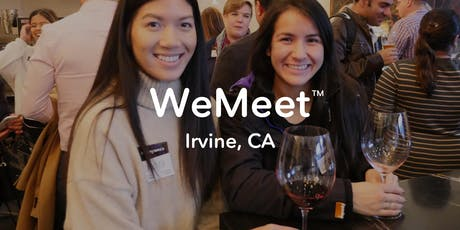 WeMeet Irvine Networking & Social Mixer tickets