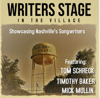 Writer's Stage with Timothy Baker, Mick Mullin, & Tom Schreck