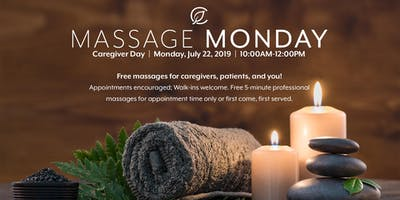 Massage Monday at Curaleaf Hudson Valley
