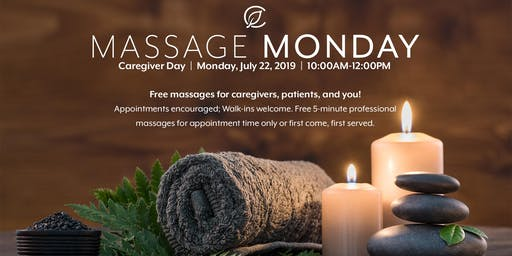Massage Monday at Curaleaf Carle Place