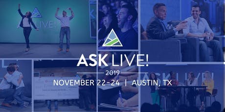 ASKLIVE! 2019 tickets