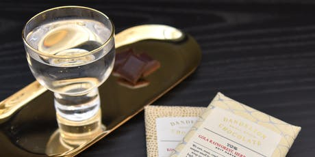 Dandelion Chocolate + Japan: Pairing Sake with Chocolate tickets