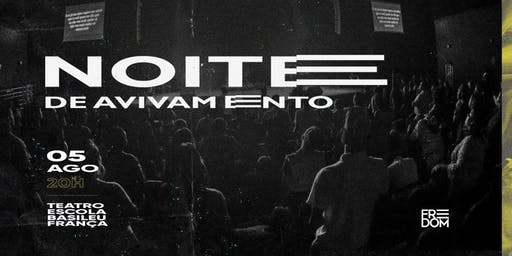 Noite de Avivamento- Freedom Movement