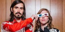 'Modern cosmic country' duo Blue Cactus