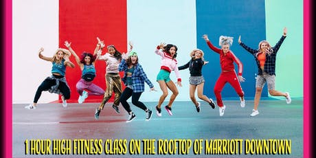 Rooftop HIGH Fitness tickets