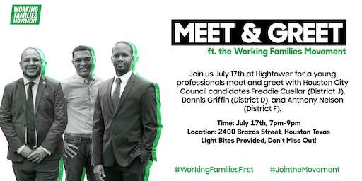 Working Families Movement Meet & Greet