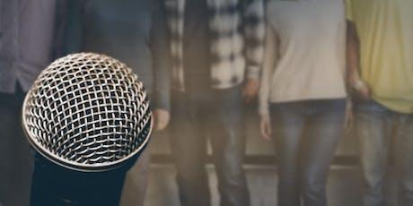 Speaking Mastery Lab (ZOOM ONLINE) - August tickets
