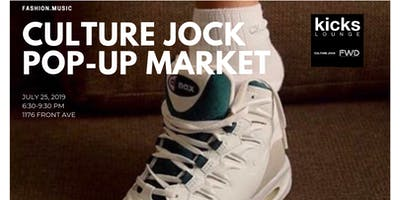 Culture Jock Pop-Up Market