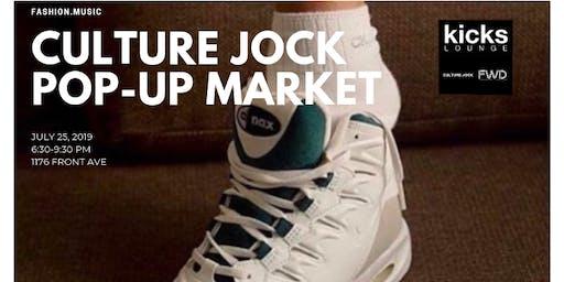 Culture Jock Pop-Up Market